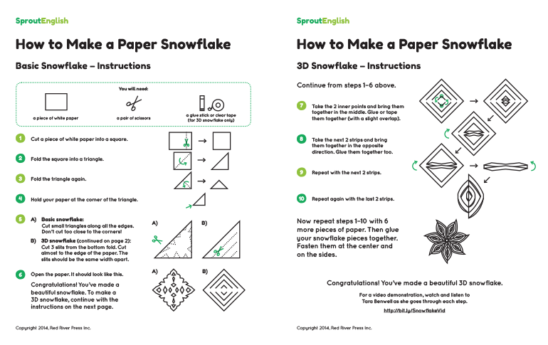 download how to make a paper